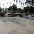 Hollenbeck Park - Boyle Heights - Los Angeles , California, U.S.A.