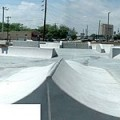 Hot Spot Skate Park - Spartanburg, South Carolina, U.S.A.