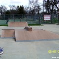 Aberdeen Skate Park - Aberdeen, South Dakota, U.S.A.