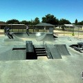 Andrews Skatepark - Andrews, Texas, U.S.A.
