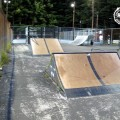 Burlington skatepark - Burlington, Massachusettes, U.S.A.