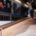 Rolling Rock Shop & Skatepark- Aarau, Switzerland