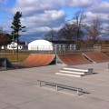 David L. Dirske Skatepark - Holland, Michigan, USA