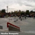 Abbotsford Youthpark Skatepark