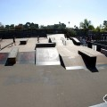 Mission Valley YMCA Krause Family Skatepark  - Clairemont, California, U.S.A.
