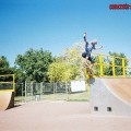 Dry Run Creek Skatepark - Mitchell, South Dakota, U.S.A.