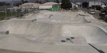 Berkeley Skatepark - Berkeley, California, U.S.A.