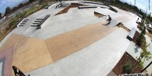 Sheldon Skate Park - Sun Valley (Los Angeles)