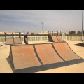 Salwa Compound Skatepark Session