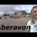 This is Aberavon Skatepark